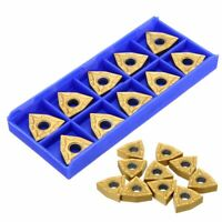 10pcs WNMG0804 WNMG080404 Inserts For WWLNR WWLNL Lathe Turning Tool Holder
