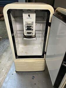 Antique Servel Gas Refrigerator Freezer Ice Box