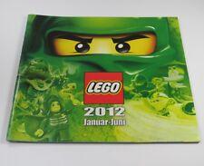 LEGO® Katalog 2012 Januar- Juni 2012  01.2012 - 06.2012 Neu