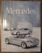 MERCEDES BENZ orig 1999 2000 Magazine Brochure - Winter Edition