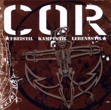 COR - FREISTIL KAMPFSTIL LEBENSSTIL   CD NEUF