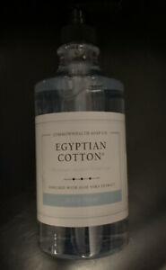 CST EGYPTIAN COTTON SCENTED Liquid HAND Soap- 26 FLOZ -  HUGE