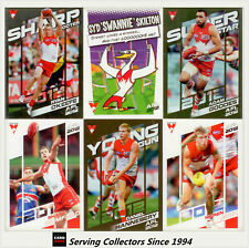 2012 Herald Sun AFL Trading Cards Base Card Team Set Sydney(12)