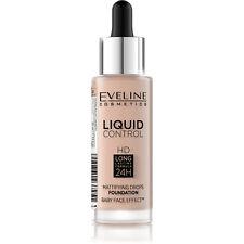 Eveline Foundation Liquid Control HD Long Lasting Mattifying Drops 32ml