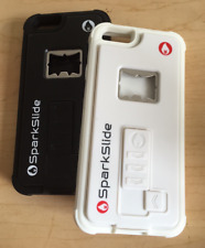 (2) iPhone 6 and 6+ Multifunctional Cigarette Lighter Bottle Opener Phone Case