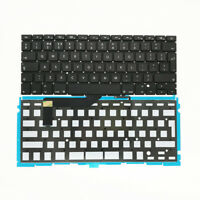 "UK Replacement Keyboard + Backlight For Macbook Pro 15"" Retina A1398 2012-2015"