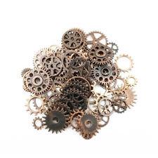 100G Copper Watch Parts Steampunk Cyberpunk Punk Cogs Gears DIY Jewelry Craft