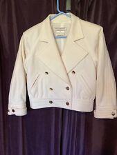 Yves Saint Laurent Variation Vintage Wool Jacket 40