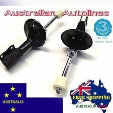 2 Struts Mitsubishi Lancer CH Wagon Incl. VRX Front Shock Absorbers 04-08