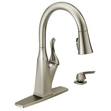 Delta Everly Single-Handle Pull-Down Sprayer Kitchen Faucet