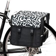 Beluko ® Classic doppio sacchetto collocazione BICICLETTA CICLO BICICLETTA SHOPPING