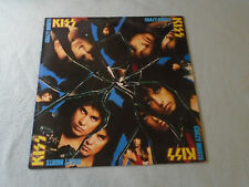 Kiss Crazy Nights Vertigo Verh 49 1987 Vinyl Record