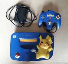 Nintendo N64 Pikachu Edition Pokemon - NUS-101 (EUR)