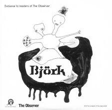 BJÖRK - EXCLUSIVE UK 5 TRACK PROMO CD (2002) VENUS AS A BOY, PAGAN POETRY ETC