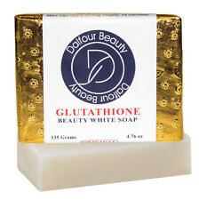 NEW Dalfour Beauty Gold Foil Glutathione Whitening Soap