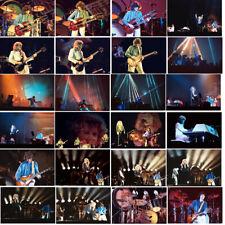 76 Led Zeppelin colour concert photos Knebworth 1979