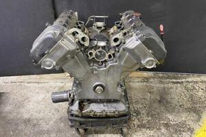 SUPERCHARGED ENGINE ASSEMBLY 4.0 V8 PETROL - Jaguar XKR XJR 1997-1999 #0069