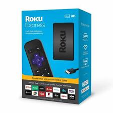 Roku Express HD Streaming Media Player 2019 Model - 3930R