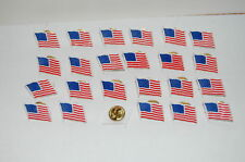 American Flag Pins: 500 each NEW Made in USA
