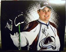 Colorado Avalanche Cameron Gaunce Auto 8x10 Photo