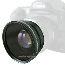 52mm 0.45x Wide Lens for Pentax K2000 K200D K20D K100D