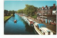 Postcard Norwich The Yacht Station PM 1979      (A26)