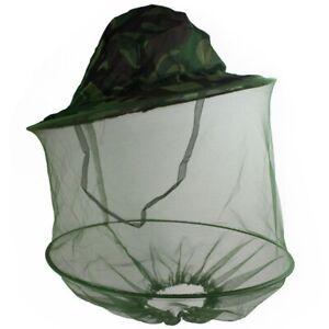 2pcs Beekeeping Hat Head Face & Veil Net Mesh Mask Beekeepers Protector Cap