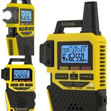Weather Radio Tornado Alerts Portable Lightweight Technology NOAA with Light