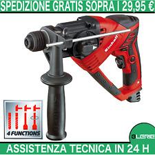 EINHELL RT-RH 20/1 4258491 Trapano tassellatore a percussione SDS plus 500 Watt