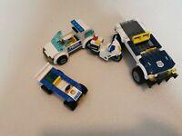 Lego Police Vehicle Bundle