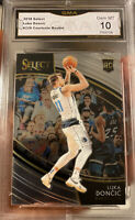 Hot 2018 PANINI SELECT COURTSIDE ROOKIE Luka Doncic #229 Gem MINT 10 SP All Star