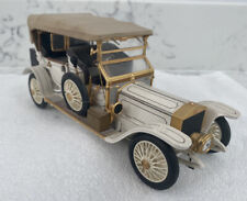 Franklin Mint 1911 Rolls Royce Vintage Car No Box Or Paperwork, Damaged