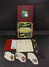 Clue Numbered 16255 Limited Collectors Edition Board Game Gift Set