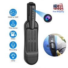 1080P HD Pocket Pen Camera Hidden Mini Body Cam Wireless Video Recorder DVR US
