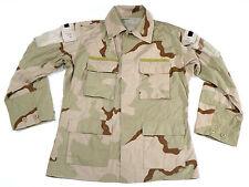 Desert RAID Modified DCU Combat Uniform Coat Shirt Medium-Regular Navy SEAL NSW