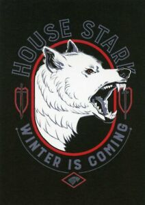 Game of Thrones Iron Anniversary S1 case topper CT3 Graphic Sigil -House Stark