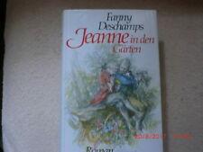Jeanne in den Gärten - Fanny Deschamps