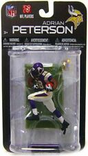 Adrian Peterson Minnesota Vikings mini McFarlane NFL Action Figure NIB Vikes