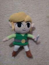 The Legend of Zelda: Phantom Hourglass Toon Link plush