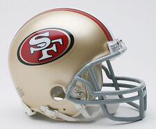 SAN FRANCISCO 49ers NFL Football Helmet WREATH ORNAMENT / CHRISTMAS TREE TOPPER