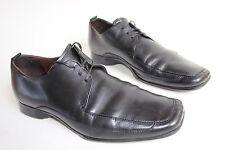 Jones the bootmaker mens black leather formal shoes uk 7 eu 41