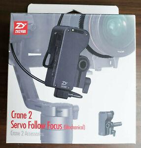 Zhiyun Crane 2 Servo Follow Focus (Mechanical) Brand new in BOX