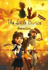 THE LITTLE PRINCE (2015) Animation (DVD) / Region 3 **