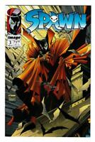 SPAWN 3 NM (9.4) SIGNED BY TODD McFARLANE (SHIPS FREE)*