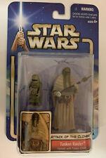 2002 Star Wars AOTC Attack of the Clones Tusken Raider Female w/Child - MOC