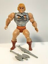 Vintage Masters of the Universe Figure - Battle Armour He-Man 100% Complete