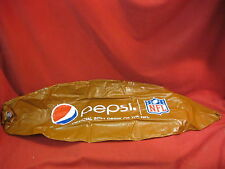 Collectible Inflatable Pepsi Replica NFL Football