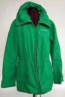 ZeroXposur Evolution Green Shell Jacket Fancy Collar Full Zip Women L Mint
