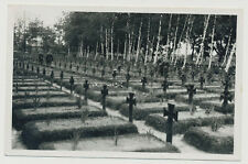 Foto Polen Warschau Deutscher-Soldatenfriedhof 2.WK(4630)