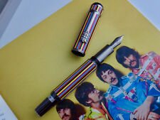 MONTBLANC The Beatles 2017 Great Characters Special Edition Fountain Pen F Nib